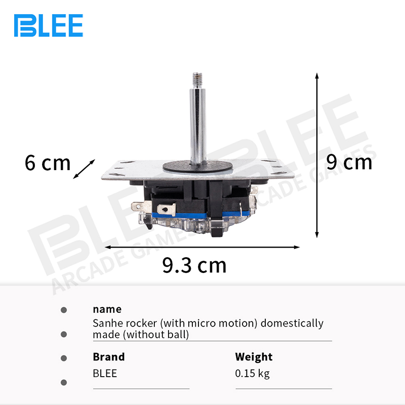 product-sanwa arcade joystick with micro motion-BLEE-img