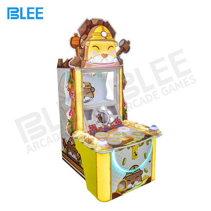 Whack A Mole Prize Coin Operated Arcade Machine Games