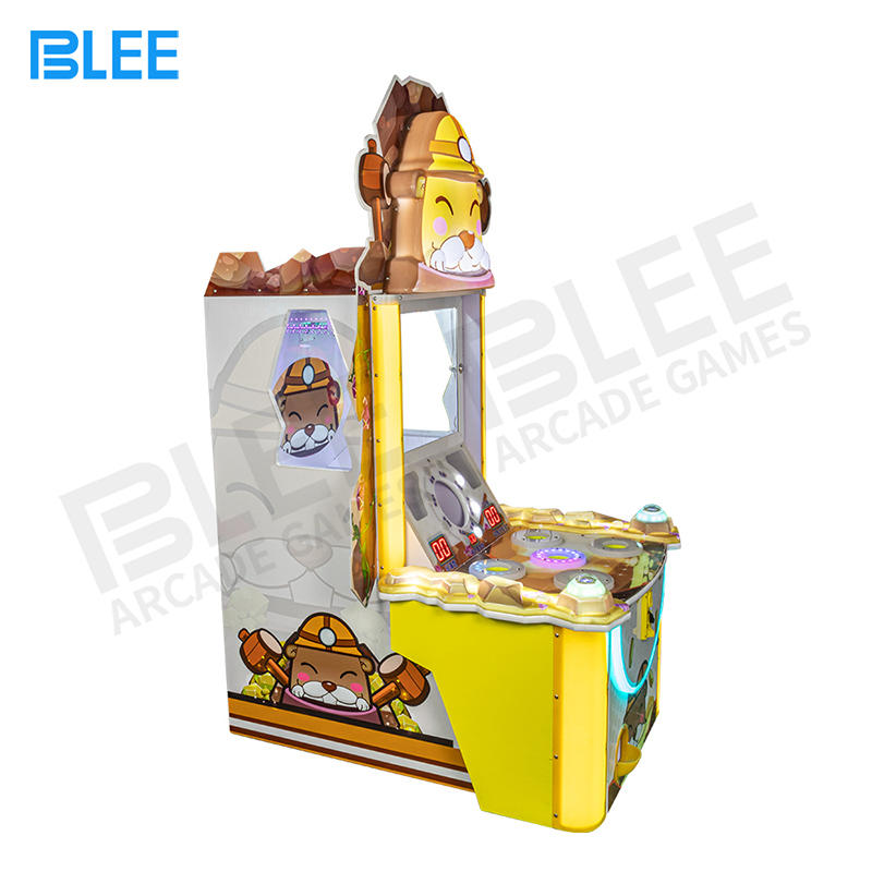 product-BLEE-Whack A Mole Prize Coin Operated Arcade Machine Games-img