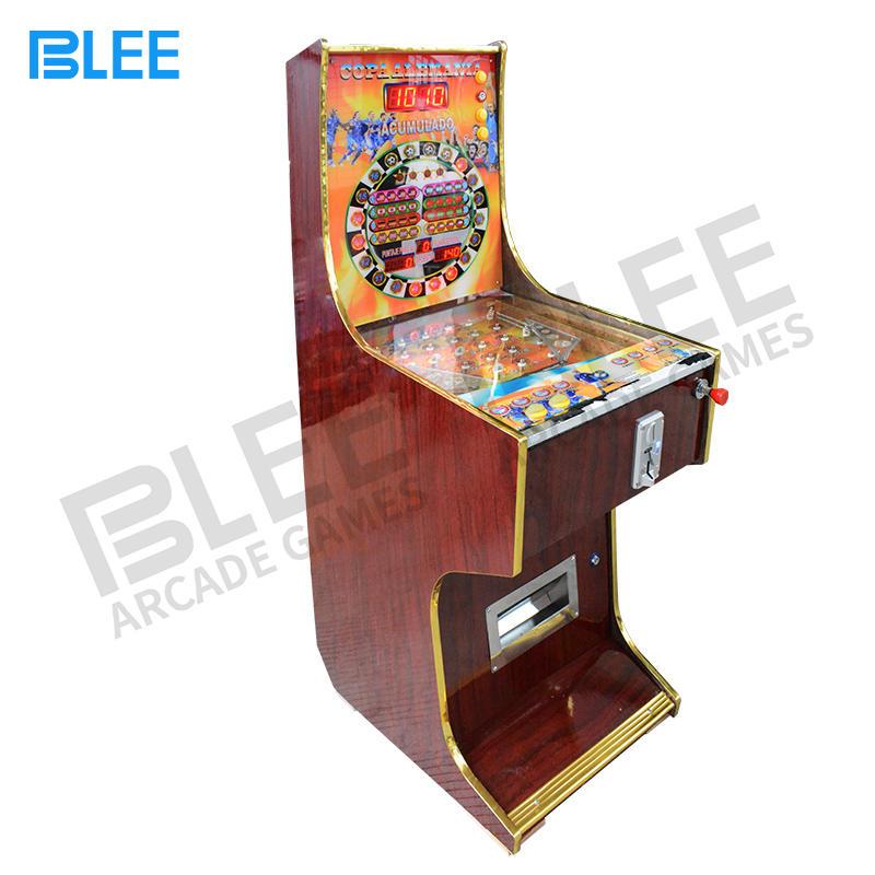 High Quality Coin Operated Pinball Arcade Game Machine