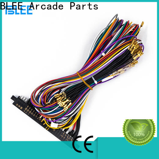 BLEE quality jamma wiring harness certifications for entertainment