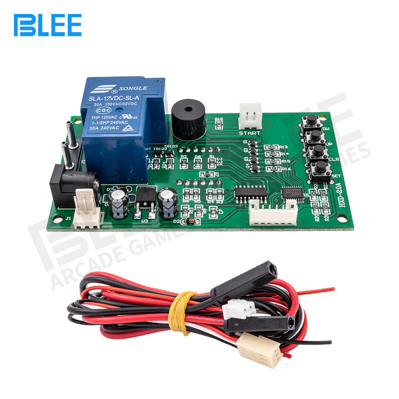 Dc 12V Best Hx Timer Control Board For Arcade Game Machine
