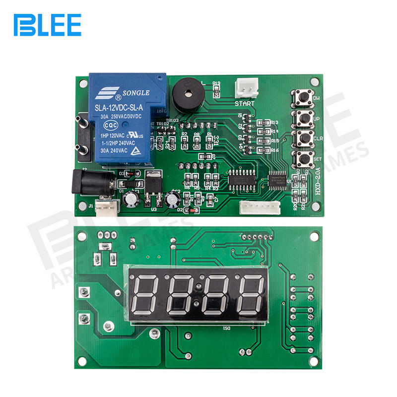 product-BLEE-Dc 12V Best Hx Timer Control Board For Arcade Game Machine-img