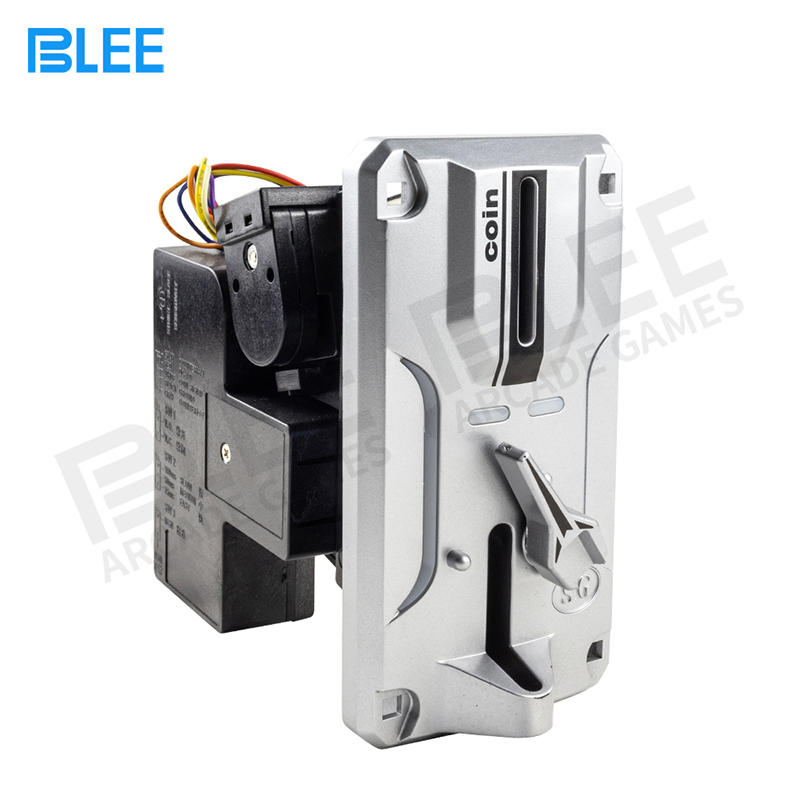 Multi Coin Acceptor Selector Slot For Arcade Game Vending Machine