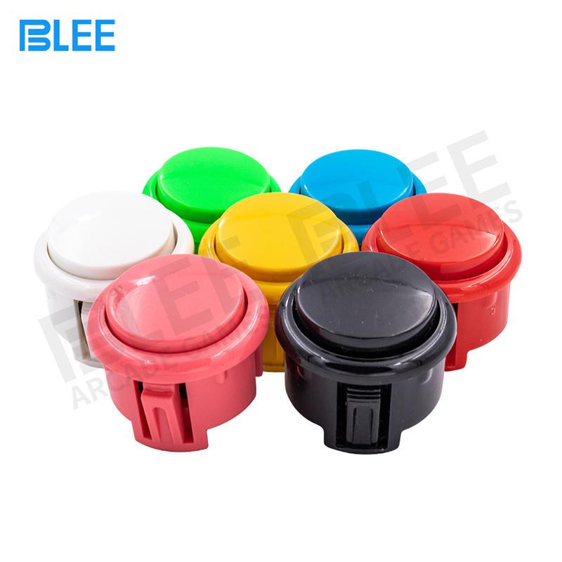 Sanwa 30mm Rgb Led Push Button Arcade Button For Arcade Game Machine