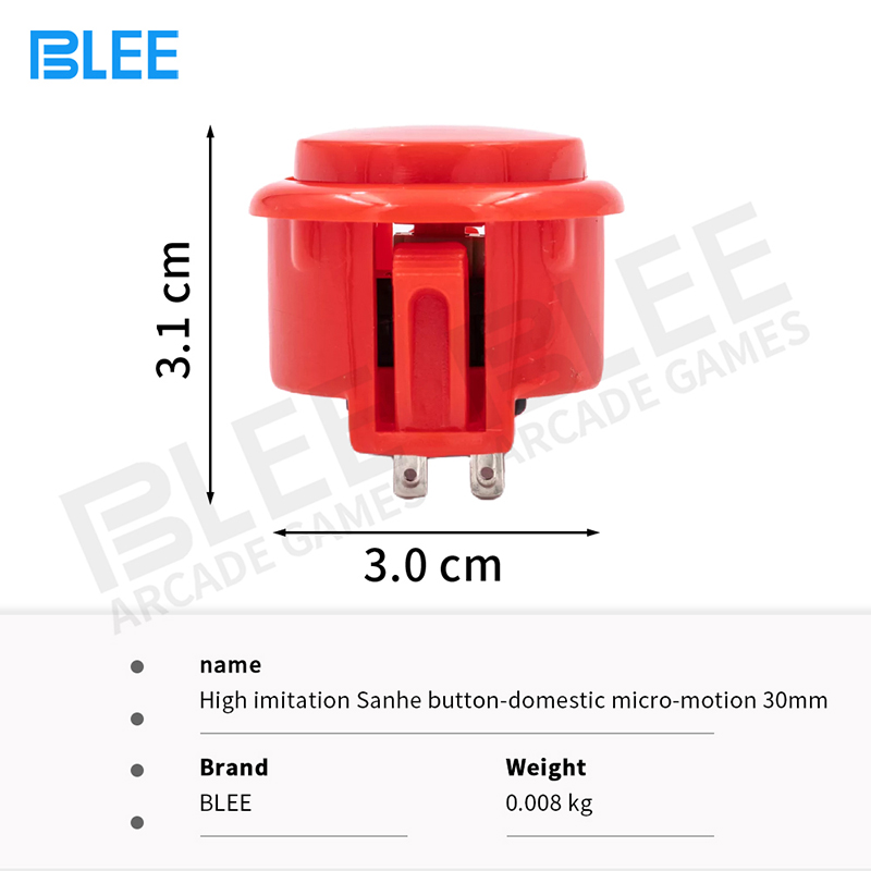 product-sanwa 30mm Push Button arcade button for Arcade Game Machine-BLEE-img