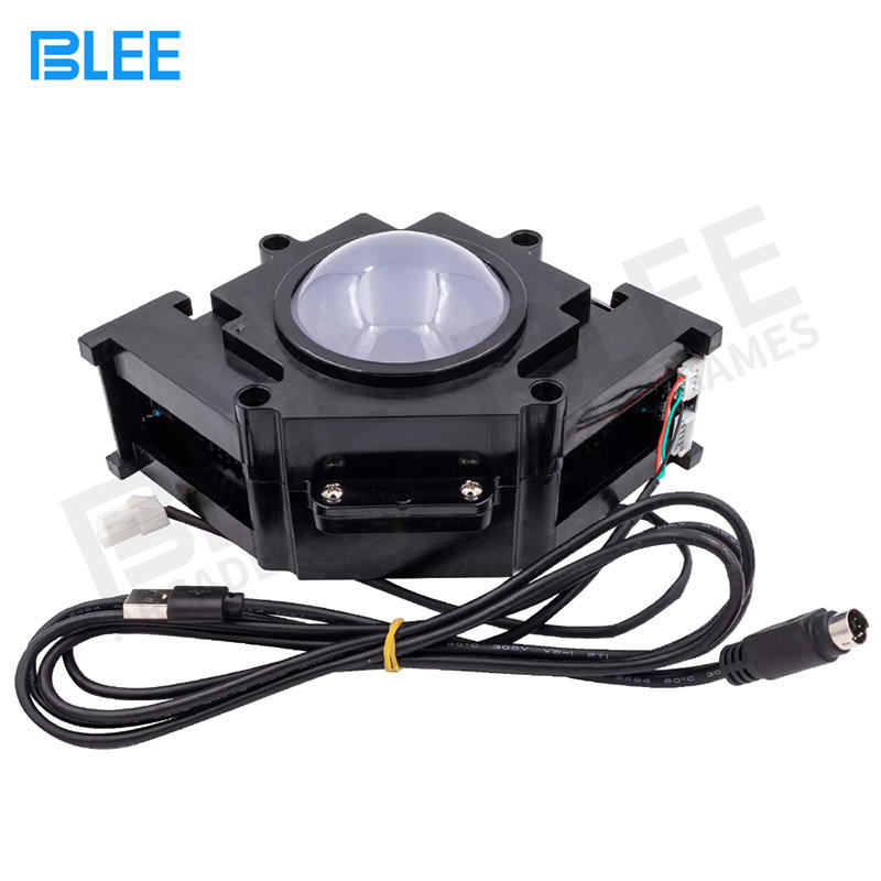 product-BLEE-Professional PC Game Connector 3 Inch Arcade Trackball USB-img