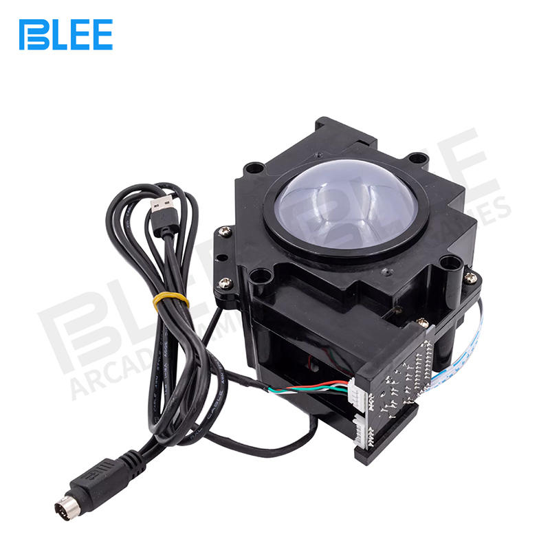product-Professional PC Game Connector 3 Inch Arcade Trackball USB-BLEE-img-1