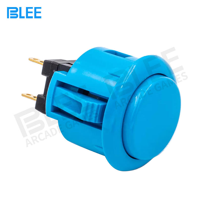 product-BLEE-24mm Illuminated Arcade Push Button Switch DIY Game Kits-img