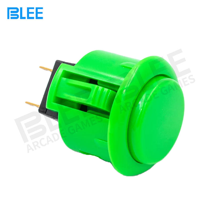 product-BLEE-24mm Illuminated Arcade Push Button Switch DIY Game Kits-img-1