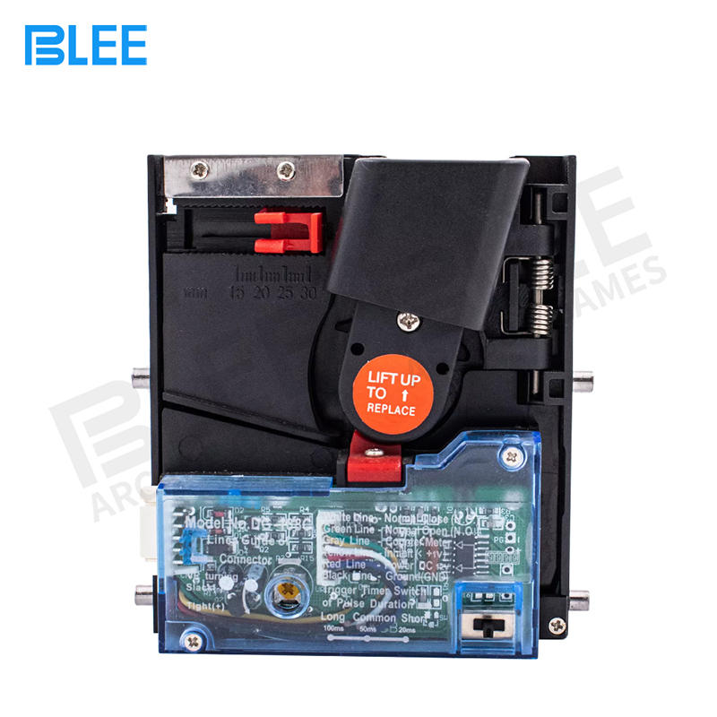 product-BLEE-new model multiple coin pusher acceptors DG188C coin acceptor for car wash machine-img