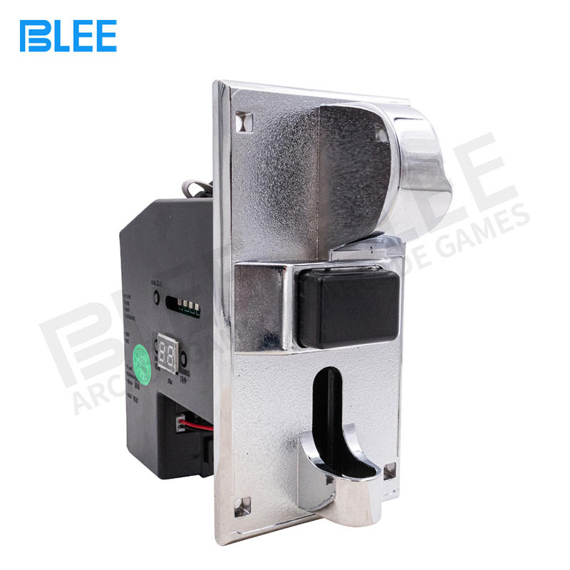 anti-fishing good quality bl-633 multi coin acceptor