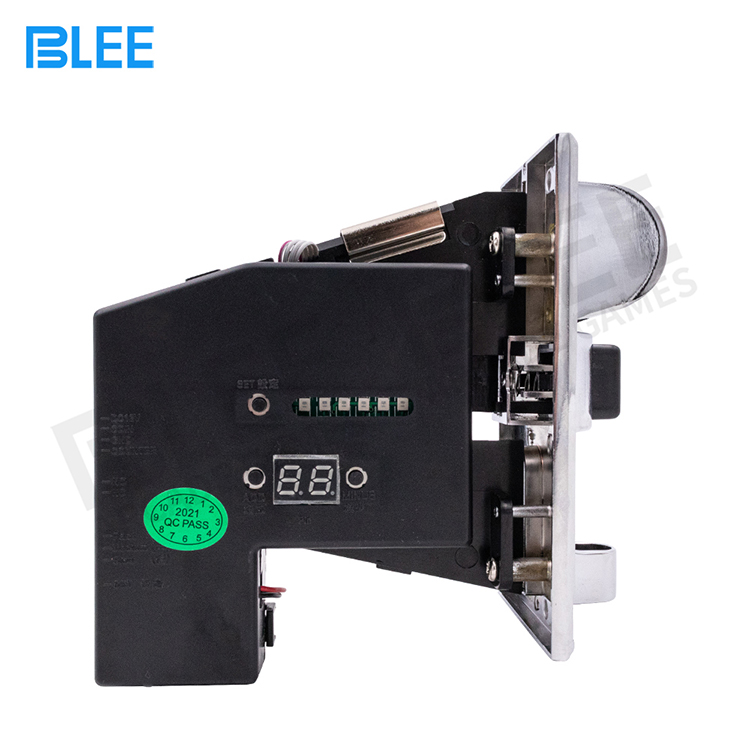 product-BLEE-anti-fishing good quality bl-633 multi coin acceptor-img