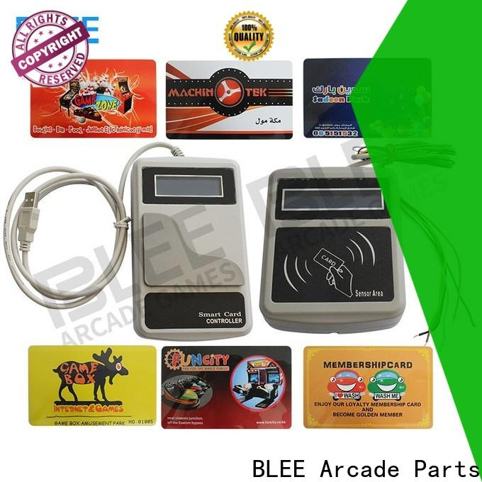 BLEE arcade arcade game card reader certifications for entertainment