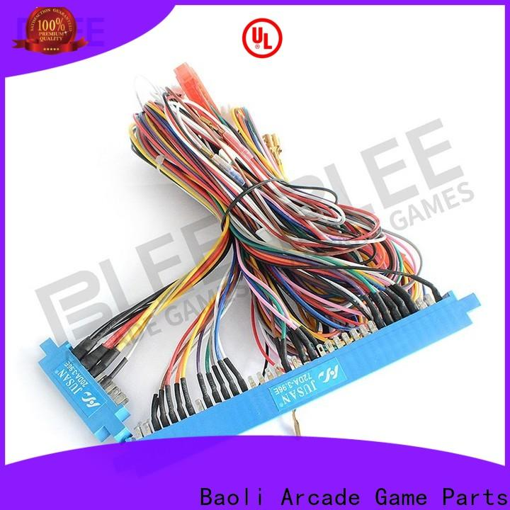 BLEE new arrival jamma wiring harness in bulk for free time