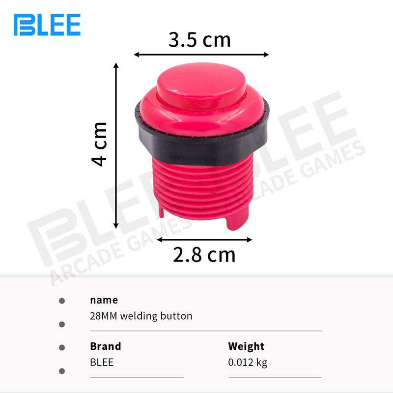 product-BLEE-28mm welding style Arcade Push Button-img