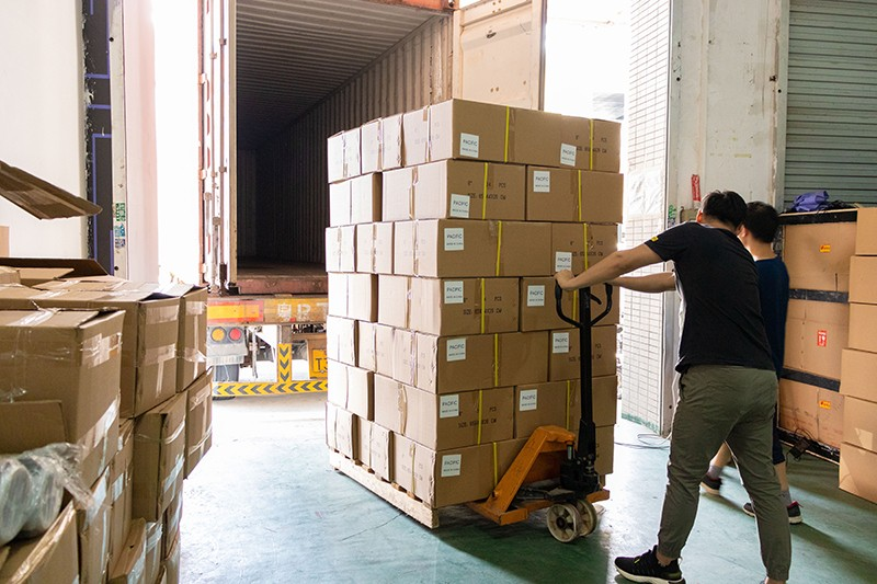 news-BLEE-BLEE Loading trucks to the United States-img-1
