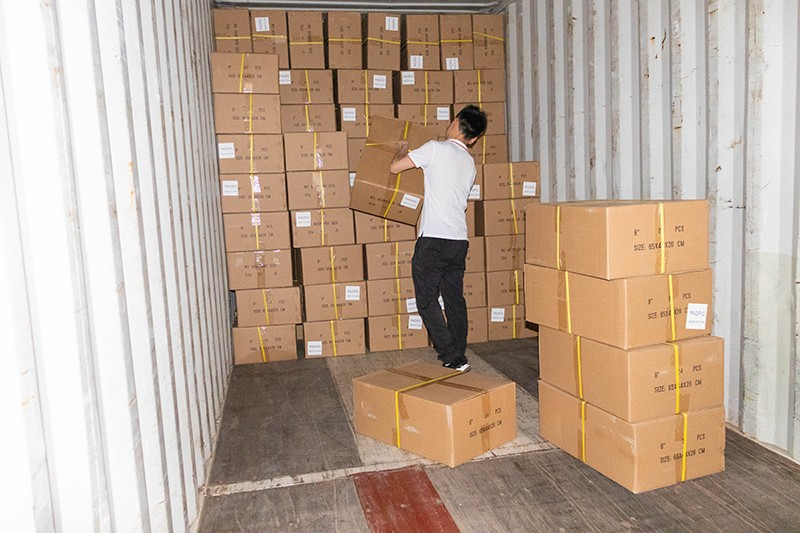 news-BLEE Loading trucks to the United States-BLEE-img-1