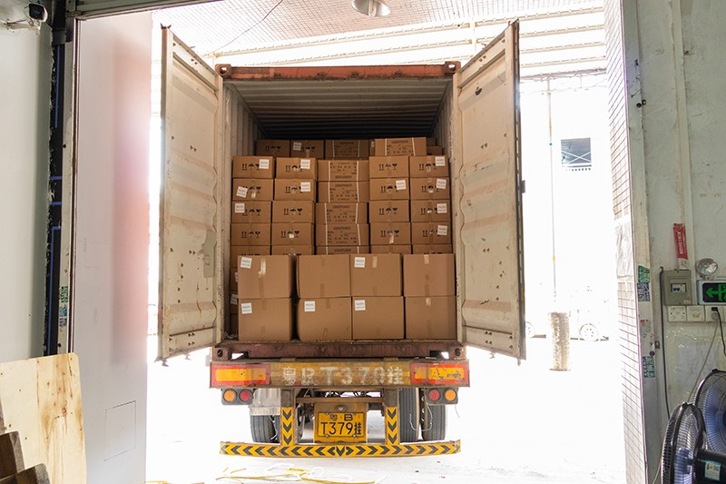 news-BLEE Loading trucks to the United States-BLEE-img-2