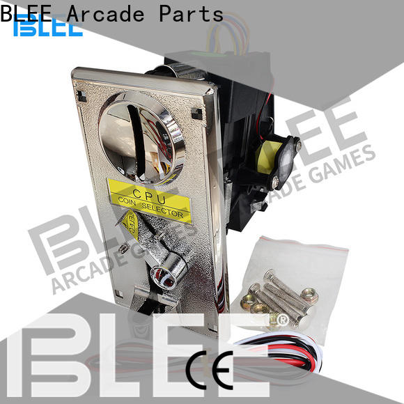 BLEE machinegd315 electronic coin acceptor check now for shopping