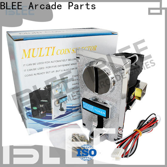BLEE gradely multi coin acceptor at discount for aldult