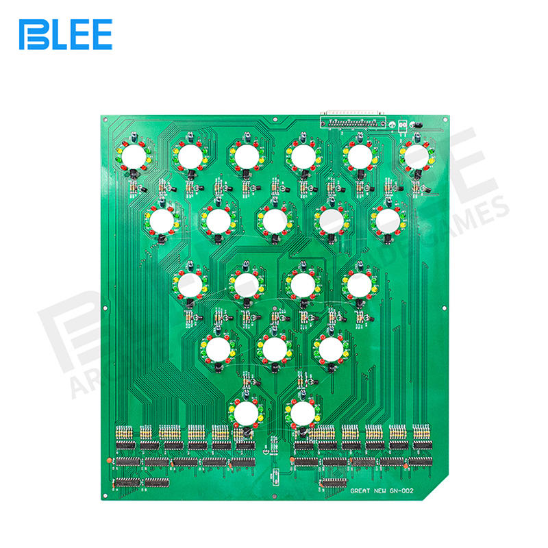 5 ball board Pinball game machine part