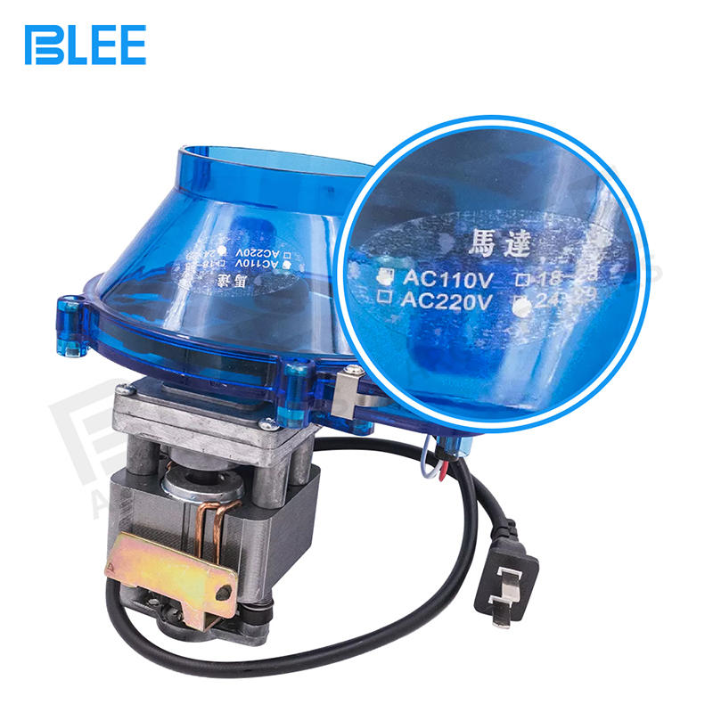product-BLEE-Blue plastic 8 hole Coin hopper For Arcade slot Game Machine(diameter:24-29mm)-img