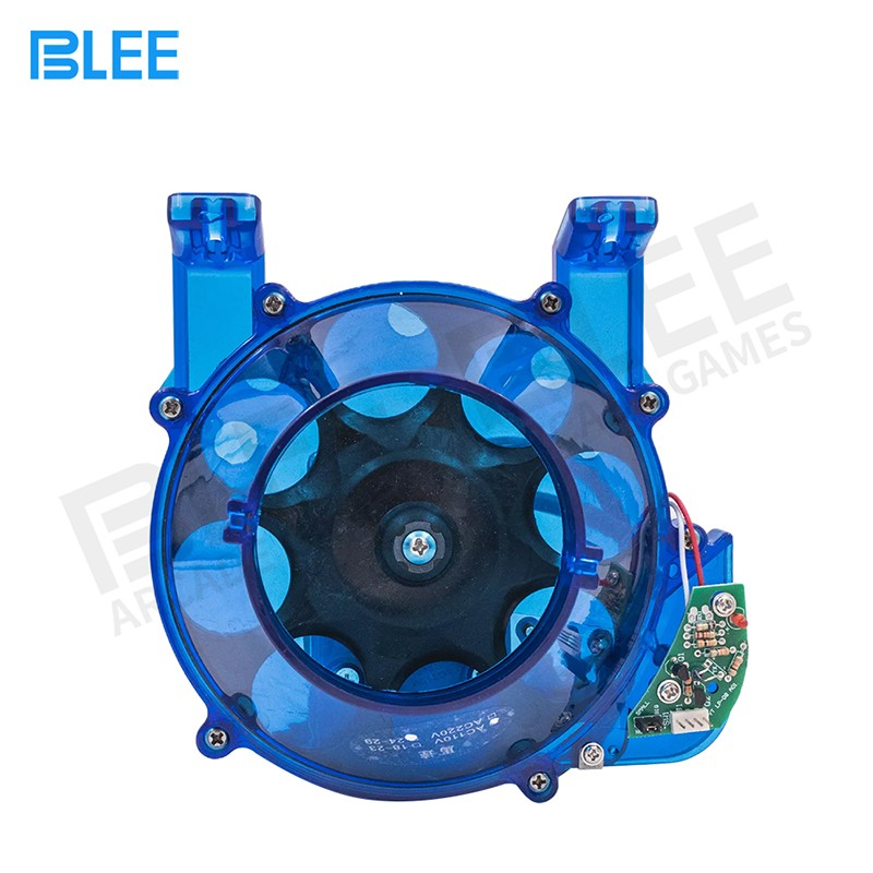 product-Blue plastic 8 hole Coin hopper For Arcade slot Game Machine(diameter:24-29mm)-BLEE-img