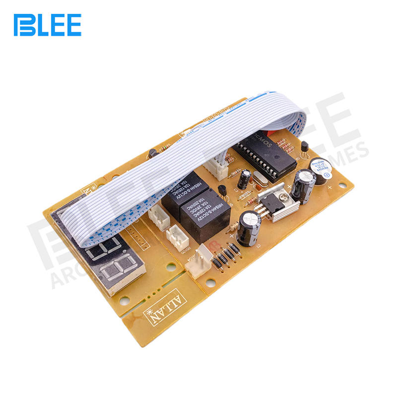 product-BLEE-Timer Control Board Time Controller PCB for Coin Acceptor Selector-img