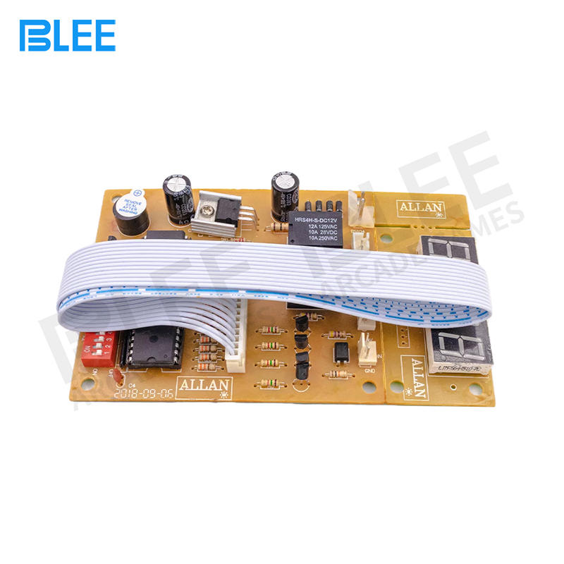 product-Timer Control Board Time Controller PCB for Coin Acceptor Selector-BLEE-img-1