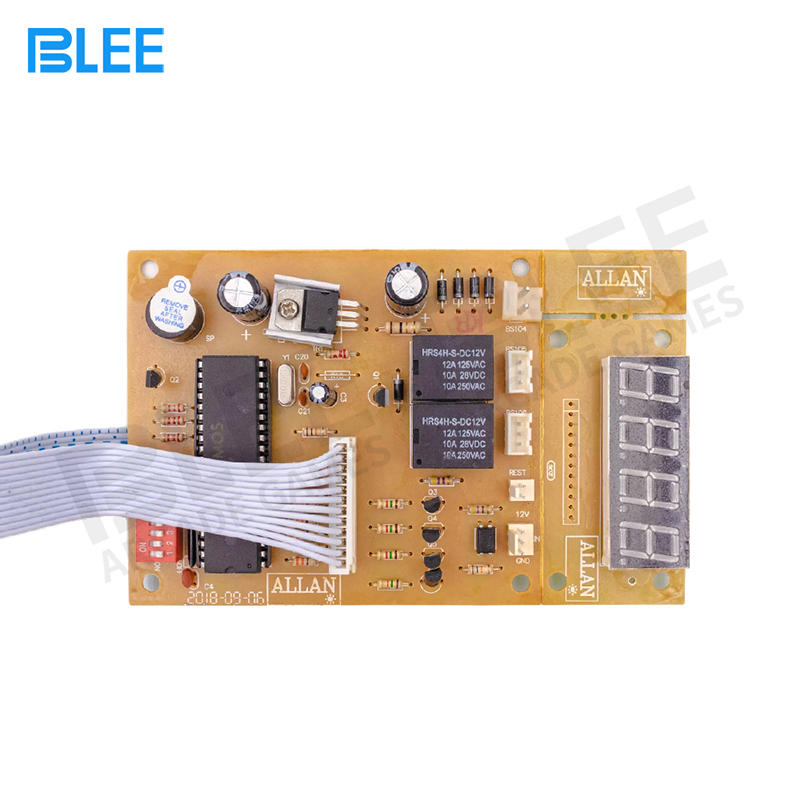 Timer Control Board Time Controller PCB for Coin Acceptor Selector