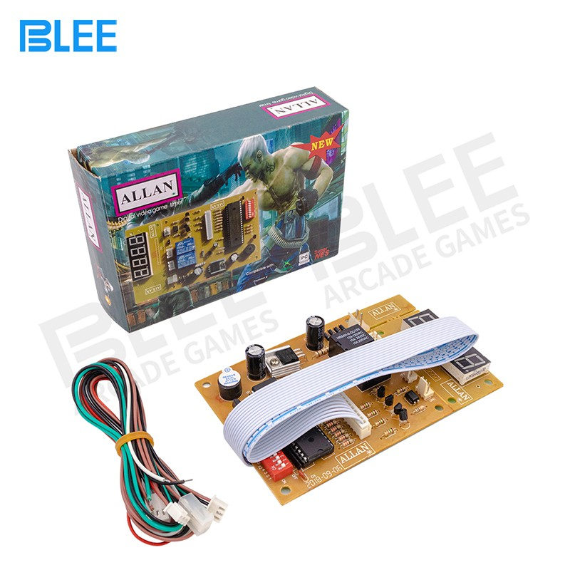 product-Timer Control Board Time Controller PCB for Coin Acceptor Selector-BLEE-img