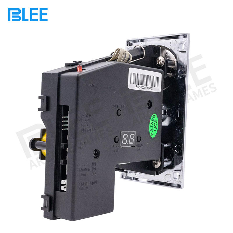 product-SR500 Multi Coin Acceptor Alloy panel-BLEE-img-1