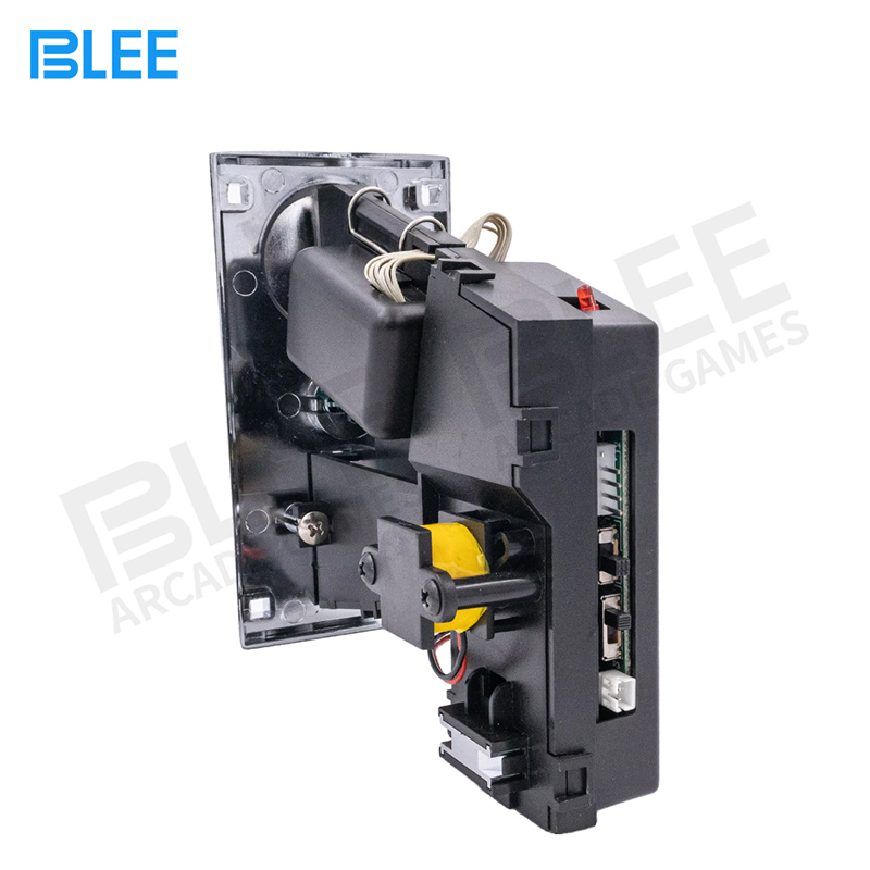 product-SR500 Multi Coin Acceptor Alloy panel-BLEE-img