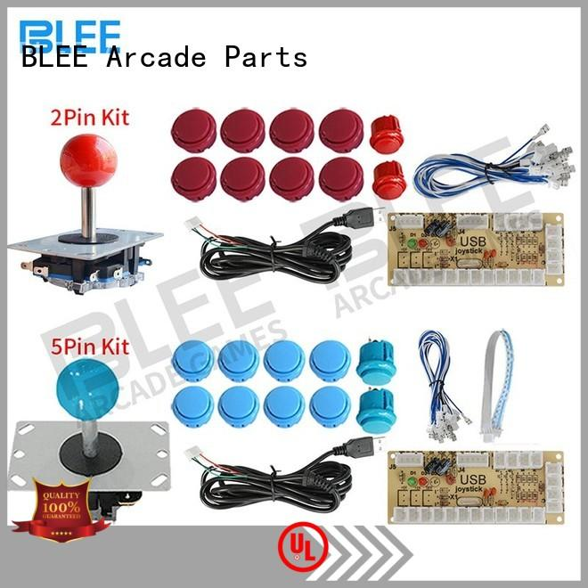 BLEE parts arcade control panel kit for shopping mall