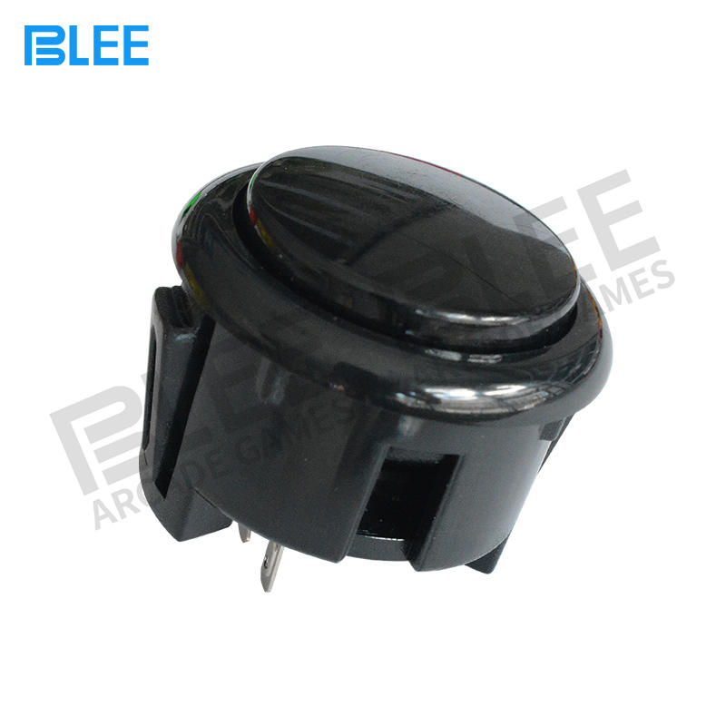 BLEE-Professional Sanwa Clear Buttons Raspberry Pi Arcade Buttons Manufacture-1