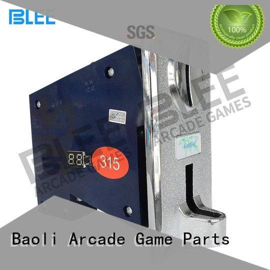 multi coin multi coin acceptor electronic BLEE