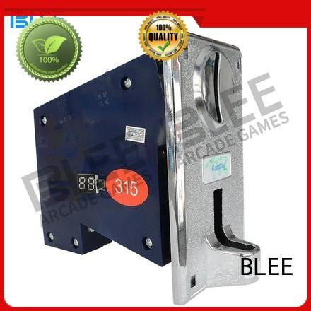 claw qualified low BLEE Brand coin acceptors supplier