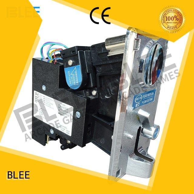 BLEE Brand electronic acceptor coinco coin acceptors coin multi