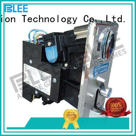 Custom electronic multi coin acceptor multi coinco coin acceptors