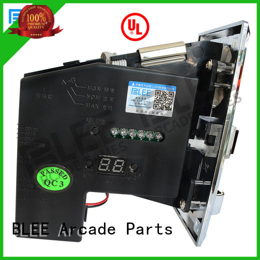BLEE industry-leading vending machine coin acceptor free design for children