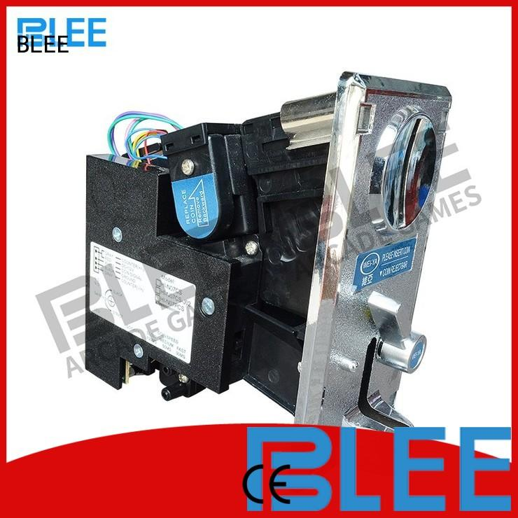 vending coin acceptor style direct arcade BLEE Brand