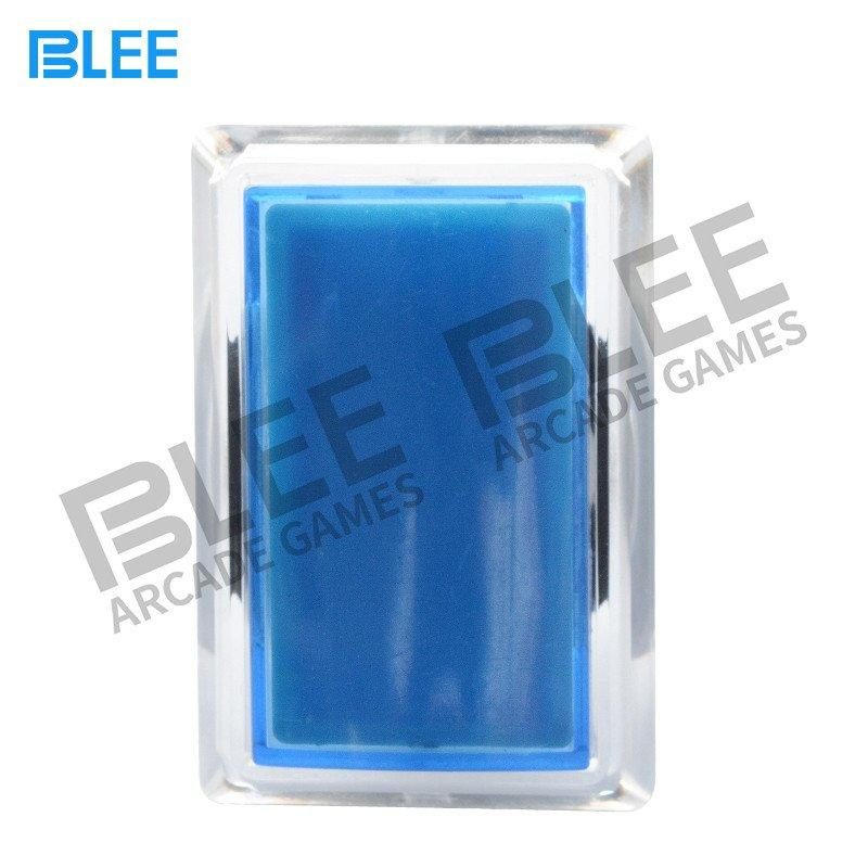 BLEE-Find Different Colors Transparent Arcade Push Button With Led | Arcade-1