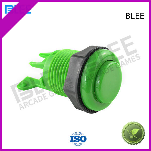Wholesale led cabinet arcade buttons BLEE Brand