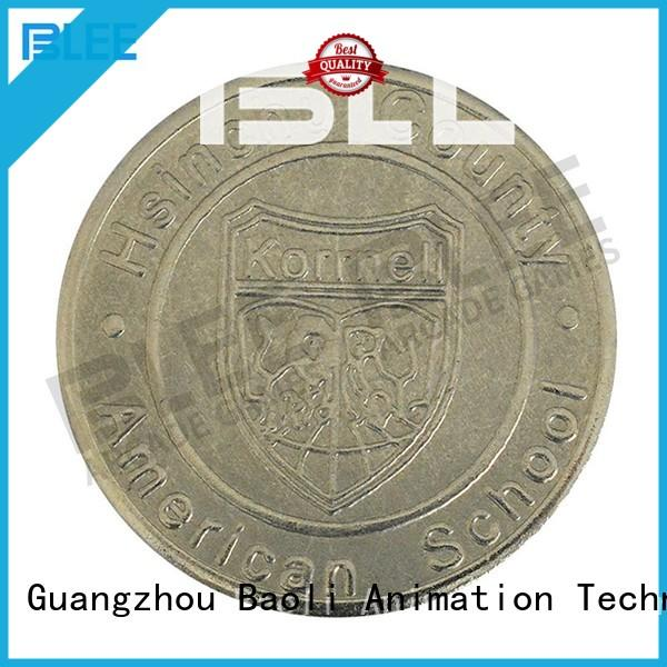 cash coins and tokens wholesale for marketing BLEE