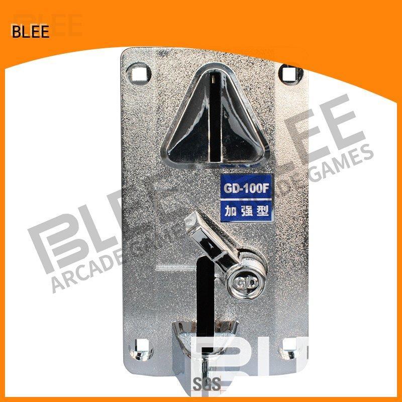 electronic acceptor BLEE multi coin acceptor