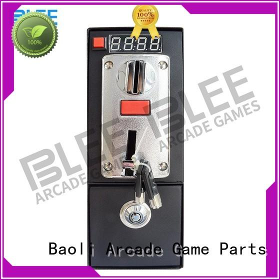 coin electric coin operated timer control box BLEE manufacture