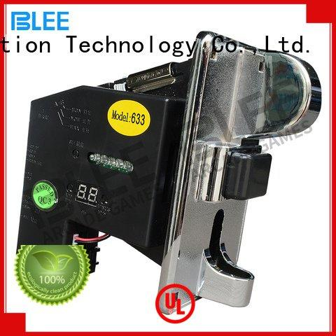 BLEE Brand acceptor coinco coin acceptors multi electronic