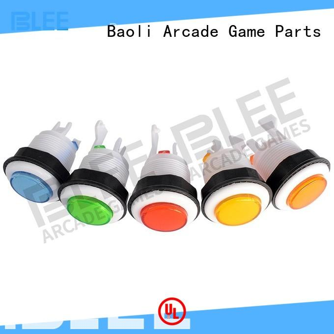 BLEE excellent small arcade buttons bulk production for marketing