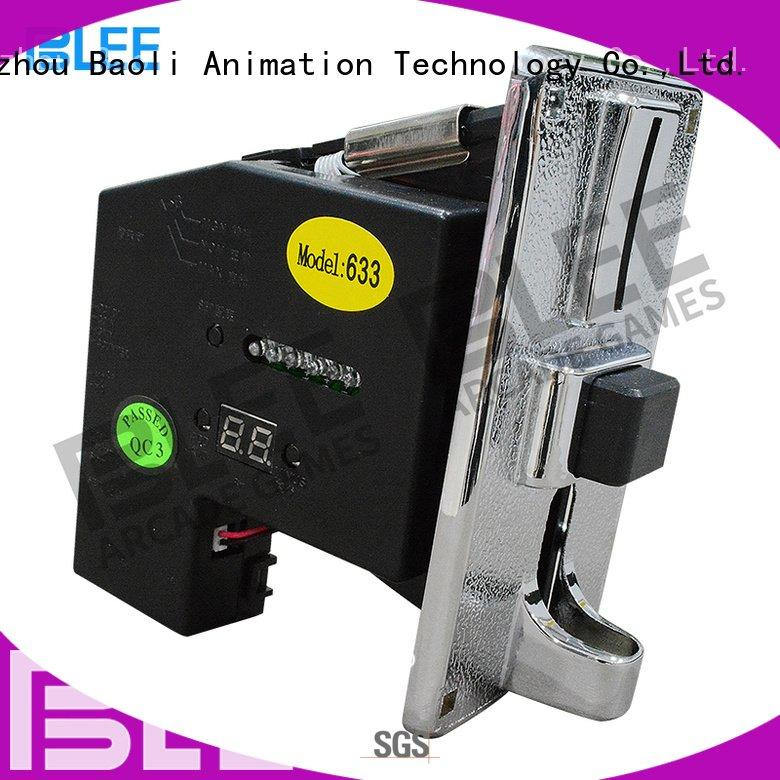 BLEE Brand electronic acceptor coin multi coin acceptor multi